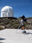 Из этого телескопа смотрят на солнце