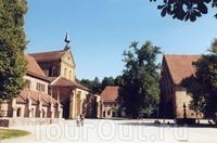 Монастырь Маульбронн
