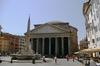 Фотография Площадь Ротонда и Фонтан Пантеона