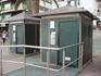 туалеты около пляжа - МЖ - довольно просторные и, по-моему, бесплатные))))