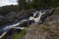 Рускеальские водопады