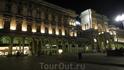 Ночной Северный дворец
