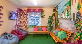 Artist hostel на Курской