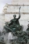 Статуя символизирующая Триумф Республики.