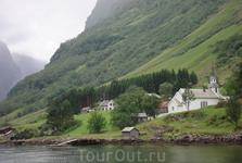 Норвежское поселение