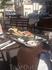Завтрак в кафе,вполне за умеренную плату, где-то 500руб., мы съели:яйцо,салатик,сыр,хлеб,мини-десерт и кофе или чай.