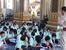 Обзорная экскурсия по Бангкоку. Комплекс храмов Королевского Дворца. Проходят уроки у местных школьников