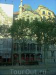 Дом Батльо, творение А.Гауди