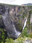 Водопад Voringsfossen