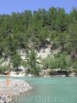 Горная река...