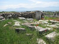 Раскопки Хиераполиса