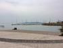 Марина в Балатонфюред - пока ещё довольно пустынная и спокойная.