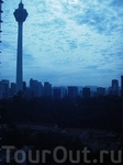 Вечерняя столица
