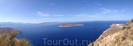 Крит. По дороге в Агиос-Николаос