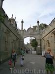 восточные ворота дворца
