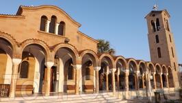 Церковь Святого Нектария в Фалираки