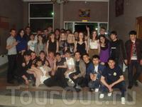 Все нации Северного и Южного Кавказа вместе на Сапицкой базе Министерства по делам молодежи и спорту РСО-Алания