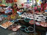 Рыбный рынок Чагальчхи.