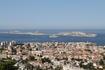 Со смотровой площадки у собора Нотр-Дам-де-ля-Гард открываются чудесные виды на Марсель и его окрестности. А эти три островка располагаются в нескольких ...