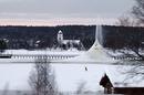 Оре, Швеция – январь 2011