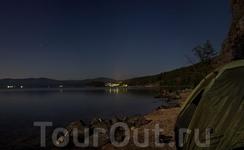 Путешествие на озеро Тургояк
