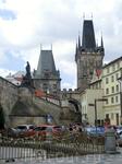 В Праге, когда образовалась эта речка, появился и остров Кампа, другой берег которого граничит с Влтавой. И здесь же мы видим малостранские башни Карлового ...