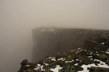 Пропасть в тумане