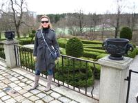 Пригород Стокгольма, в этом районе мы жили.
