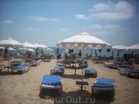 Пляж на Солнечном