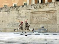 Форма эвзонов имеет давнюю историю. Именно так одевались греческие повстанцы времен борьбы за независимость от Османской Империи. Каждый цвет в этом обмундировании ...