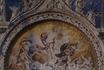 Мозаика на фронтоне. Воскресение Христово