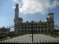 Резиденция  Х.Мубарака
