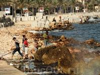Александрийская рыбалка.