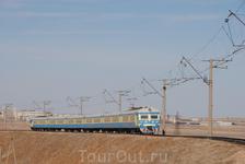 ЭР22-34 между 16 км и ГПЗ-16