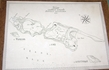 Карта Кий-острова