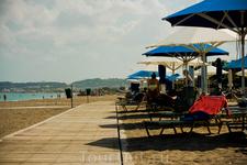 линия пляжа