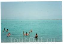 Мёртвое море.