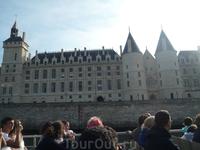 Сентябрь 2012 Paris. Консьержери.
