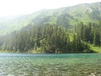 Озеро 1430 м.