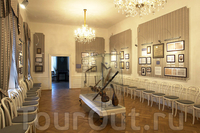 Вилла Бертрамка - Музей В.А. Моцарта