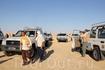 Захватывающее джип-сафари по Сахаре стоянка джипов в пустыне