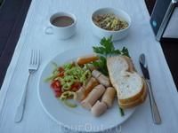 Мой завтрак))