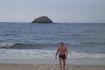 ОАЭ/Фуджейра. Когда океан  спокойный тут можно встретить морских черепах