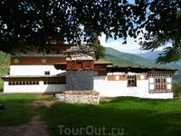 монастырь Чими-Лакханг.Бутан