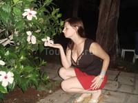 а какие там цветочки))) ммммм