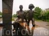 Фотография Памятник металлургам