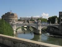 Мост Ангелов,Рим