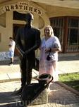 Как же без героев знаменитого романа в Пятигорске!