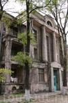 Дом с колоннами.