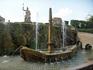 Острова Тибертина в форме корабля с обелиском